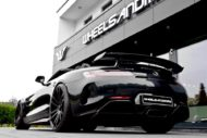 Mercedes AMG GT R Coupe C190 Hypaero Tuning 9 190x127 Mercedes AMG GT R Coupe Hypaero von Wheelsandmore