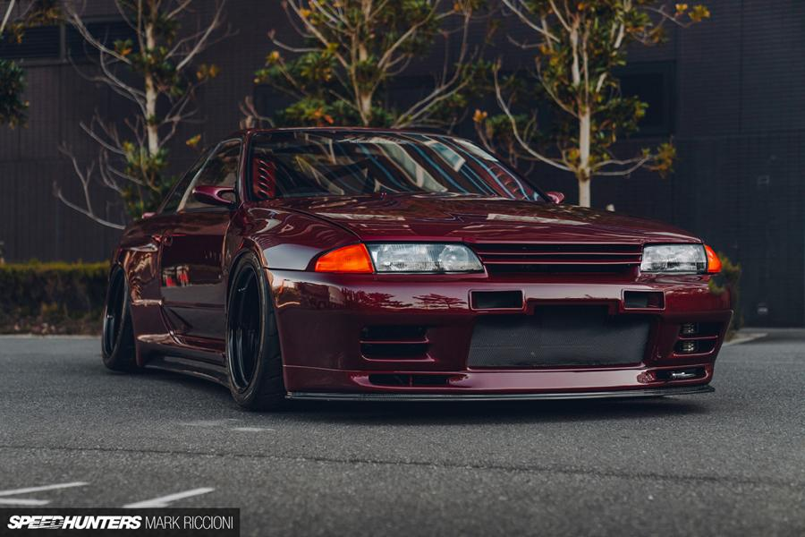 Nissan Skyline GT R Widebody Vollcarbon Tuning 37 Vollcarbon: Nissan Skyline GT R Widebody by Garage Active