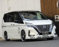 Rowen International Bodykit Nissan Serena Tuning C27 11 190x150 Rowen International Bodykit am biederen Nissan Serena
