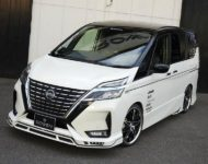 Rowen International Bodykit Nissan Serena Tuning C27 12 190x150 Rowen International Bodykit am biederen Nissan Serena