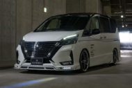 Rowen International Bodykit Nissan Serena Tuning C27 3 190x127 Rowen International Bodykit am biederen Nissan Serena