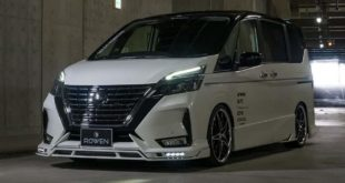 Rowen International Bodykit Nissan Serena Tuning C27 3 310x165 Rowen International Bodykit am biederen Nissan Serena
