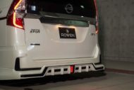 Rowen International Bodykit Nissan Serena Tuning C27 4 190x127 Rowen International Bodykit am biederen Nissan Serena