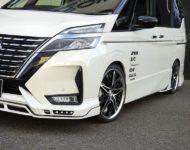 Rowen International Bodykit Nissan Serena Tuning C27 6 190x150 Rowen International Bodykit am biederen Nissan Serena