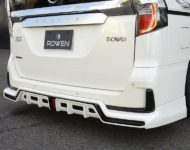 Rowen International Bodykit Nissan Serena Tuning C27 7 190x150 Rowen International Bodykit am biederen Nissan Serena