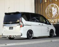 Rowen International Bodykit Nissan Serena Tuning C27 8 190x150 Rowen International Bodykit am biederen Nissan Serena