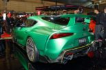 TOM's Widebody Toyota Supra A90 Bodykit Tuning 1 155x103 TOM's Widebody Toyota Supra (A90) zur Tokyo Auto Show!