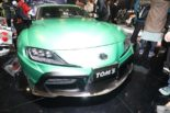 TOM's Widebody Toyota Supra A90 Bodykit Tuning 12 155x103 TOM's Widebody Toyota Supra (A90) zur Tokyo Auto Show!