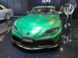 TOM's Widebody Toyota Supra A90 Bodykit Tuning 13 155x116 TOM's Widebody Toyota Supra (A90) zur Tokyo Auto Show!