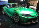 TOM's Widebody Toyota Supra A90 Bodykit Tuning 15 155x110 TOM's Widebody Toyota Supra (A90) zur Tokyo Auto Show!