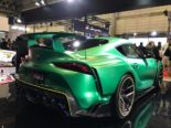 TOM's Widebody Toyota Supra A90 Bodykit Tuning 26 155x116 TOM's Widebody Toyota Supra (A90) zur Tokyo Auto Show!
