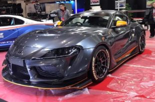 VARIS SUPREME Kit Toyota Supra Widebody Tuning Header 310x205 Heftig   Varis Supreme Widebody Toyota Supra (A90)