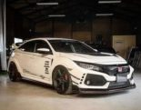 Varis Arising Bodykit Honda Civic Type R FK8 Tuning 14 155x121 Der Civic lebt Varis Arising Bodykit am Honda Civic Type R