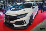 Varis Arising Bodykit Honda Civic Type R FK8 Tuning 5 155x103 Der Civic lebt Varis Arising Bodykit am Honda Civic Type R