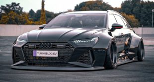 Widebody 2020 Audi RS6 Avant C8 Tuning Slammed Airride 3 310x165 Extrem   Widebody 2020 Audi RS6 Avant (C8) by tuningblog!