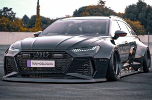 Widebody 2020 Audi RS6 Avant C8 Tuning Slammed Airride 3 310x205 Extrem   Widebody 2020 Audi RS6 Avant (C8) by tuningblog!