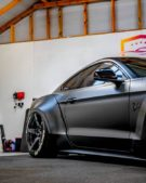 Widebody Ford Mustang GT Tuning Kompressor 16 135x169 Brutal: +1.000 PS Widebody Ford Mustang GT aus London!