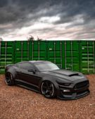 Widebody Ford Mustang GT Tuning Kompressor 22 135x169 Brutal: +1.000 PS Widebody Ford Mustang GT aus London!