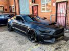 Widebody Ford Mustang GT Tuning Kompressor 27 135x101 Brutal: +1.000 PS Widebody Ford Mustang GT aus London!