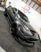 Widebody Ford Mustang GT Tuning Kompressor 37 135x169 Brutal: +1.000 PS Widebody Ford Mustang GT aus London!