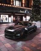 Widebody Ford Mustang GT Tuning Kompressor 8 135x169 Brutal: +1.000 PS Widebody Ford Mustang GT aus London!
