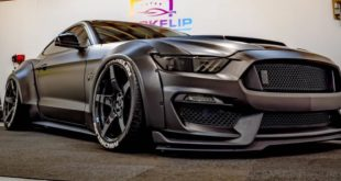 Widebody Ford Mustang GT Tuning Kompressor Header 310x165 Video: Shelby GT500 vs. Hellcat Redeye & Camaro ZL1 1LE