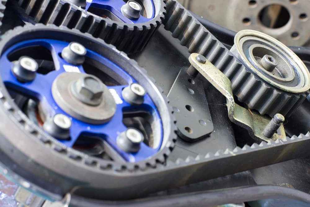 Toothed belt pulley camshaft sprocket 3 e1578577147805 Engine damage? These are the 6 most common causes!