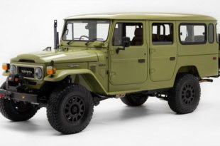 1981 Toyota G45 S Land Cruiser Restomod Tuning 85 1 310x205 1981 Toyota G45 S Land Cruiser mit 318 Kompressor PS