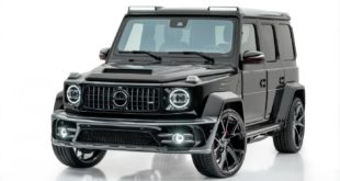 "2019 Mercedes Benz G500 AMG G63 W463A Mansory Widebody 310x165 ""MANSORY Venatus""   810 PS Lamborghini Urus Monster!"