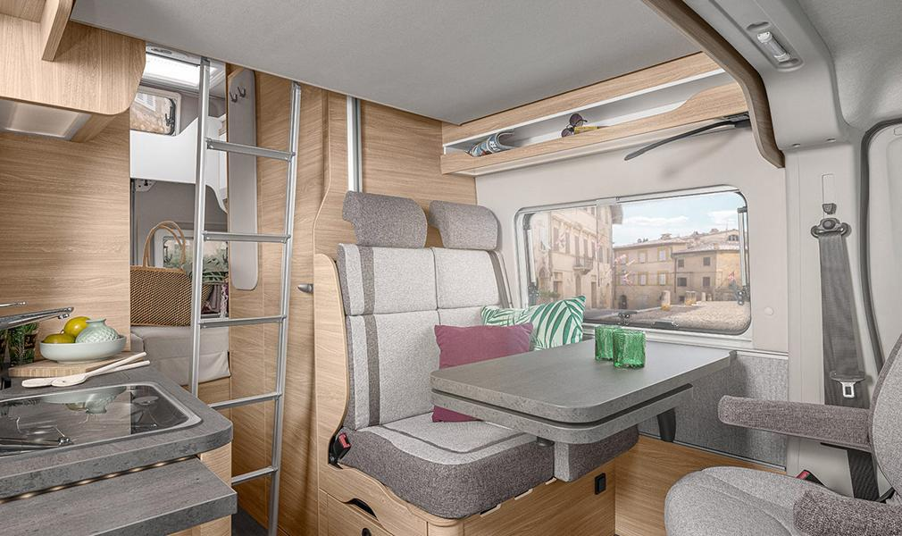 "2020 Knaus Fiat Boxstar 600 XL Street Lifestyle Camping 17 2020 Knaus Fiat Boxstar 600 XL ""Street"" und ""Lifestyle""!"
