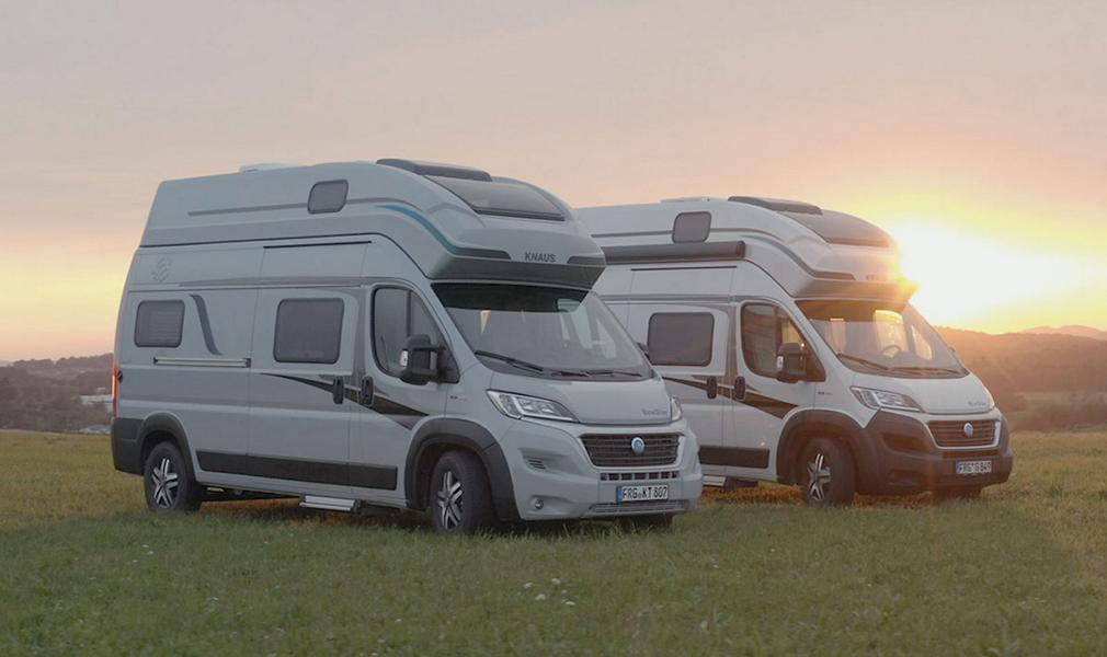 "2020 Knaus Fiat Boxstar 600 XL Street Lifestyle Camping 18 2020 Knaus Fiat Boxstar 600 XL ""Street"" und ""Lifestyle""!"