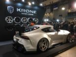 2020 Kuhl racing Widebody Toyota Supra A90 Tuning 11 155x116 Extrem Breit: 2020 Kuhl racing Widebody Toyota Supra A90!