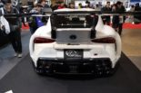 2020 Kuhl racing Widebody Toyota Supra A90 Tuning 14 155x103 Extrem Breit: 2020 Kuhl racing Widebody Toyota Supra A90!