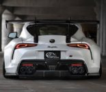 2020 Kuhl racing Widebody Toyota Supra A90 Tuning 5 155x134 Extrem Breit: 2020 Kuhl racing Widebody Toyota Supra A90!