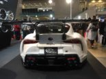 2020 Kuhl racing Widebody Toyota Supra A90 Tuning 7 155x116 Extrem Breit: 2020 Kuhl racing Widebody Toyota Supra A90!