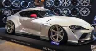 2020 Kuhl racing Widebody Toyota Supra A90 Tuning header 310x165 2020 Street Hunter Widebody Kit für die Toyota Supra!