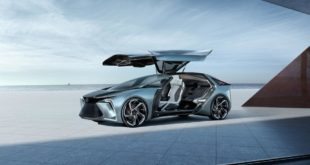 2020 Lexus LF 30 Electrified Concept Drohne Tuning 29 310x165 2020 Lexus LF 30 Electrified Concept kommt mit Drohne!