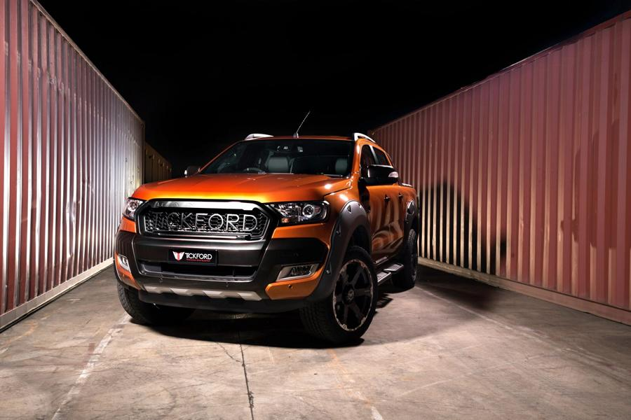 2020 Tickford V8 Ford Ranger Roush Performance Tuning 1 730 PS & 828 NM im 2020 Tickford V8 Ford Ranger Pickup!