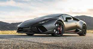 2020 lamborghini huracan performante supercharged 116 1582139546 310x165 Video: Drag race   600 PS Hot Rod vs. 1500 PS Monster Truck