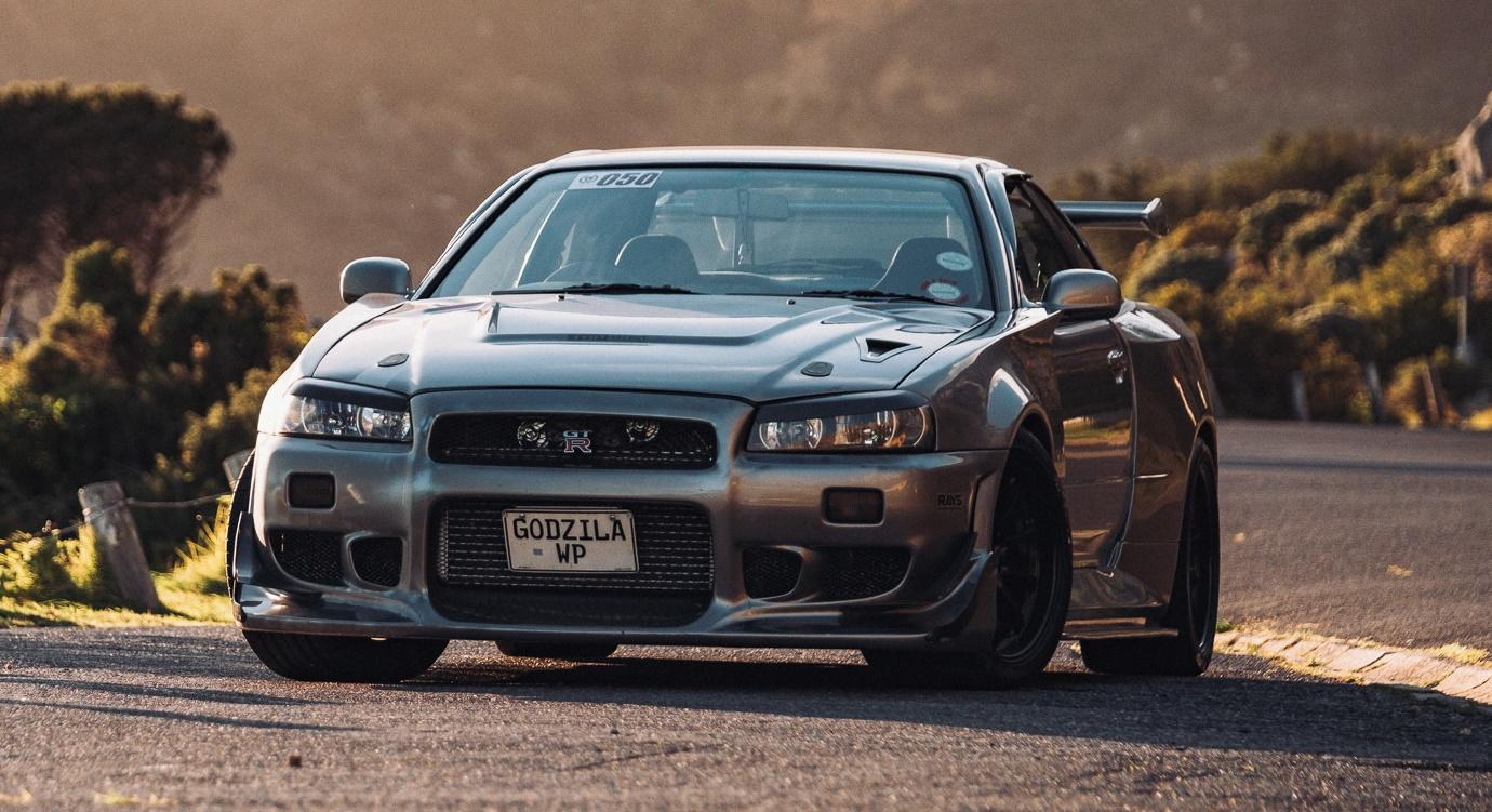 800 Ps Widebody Kit On The Nissan Skyline Gt R R34