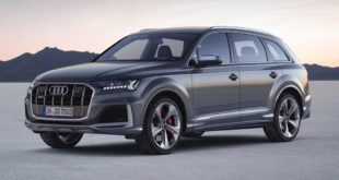 Audi SQ7 V8 2020 USA Tuning 2 310x165 Video: Drag race   600 PS Hot Rod vs. 1500 PS Monster Truck
