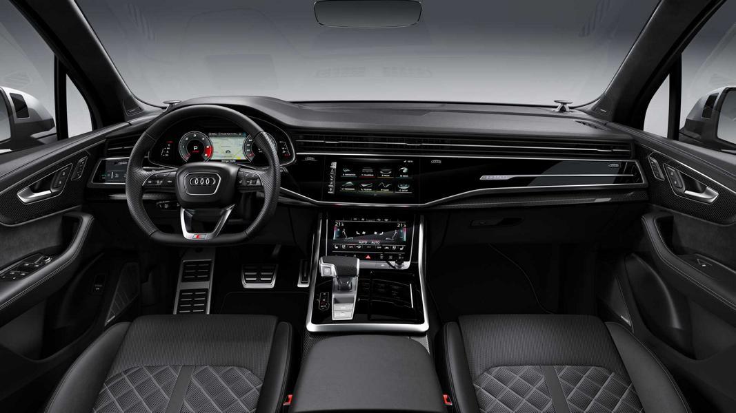 Audi SQ7 V8 2020 USA Tuning 9 Der neue Audi SQ7   V8 Benzin Koloss für den US Markt.