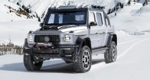BRABUS 800 Adventure XLP Mercedes G63 AMG Header 310x165 Brabus Mercedes GLS Klasse (X 167) mit 370 PS & 750 NM