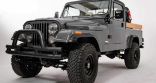 Ball and Buck Signature Jeep CJ 8 Restomod Tuning Header 310x165 Ball and Buck Signature Jeep CJ 8 mit Wunschmotor!