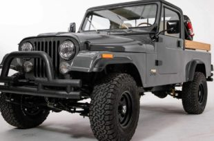 Ball and Buck Signature Jeep CJ 8 Restomod Tuning Header 310x205 Ball and Buck Signature Jeep CJ 8 mit Wunschmotor!