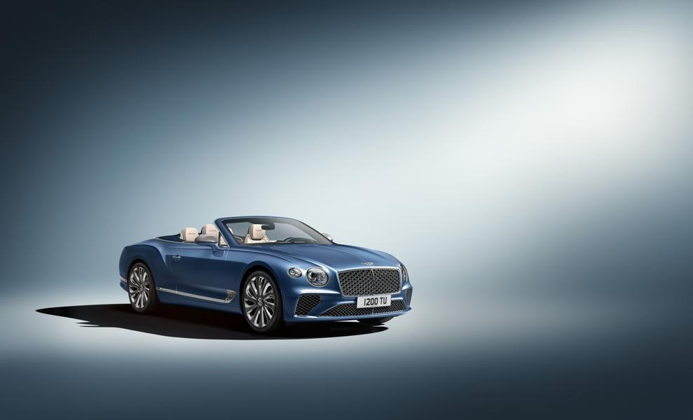 Bentley Continental GTC Mulliner 2020 Tuning 1 Bentley Continental GTC von Mulliner   Luxus neu definiert.