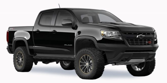 410 PS im Callaway Chevrolet Colorado / GMC Canyon