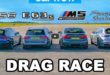 Drag Race BMW M5 Audi RS6 Mercedes AMG E63 Porsche Panamera Turbo S 110x75 Video: Drag Race   BMW M5, Audi RS6, Mercedes AMG E63, Porsche Panamera Turbo S