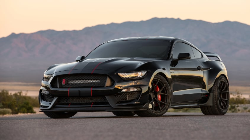 Fathouse BiTurbo Shelby GT350 Mustang Ford Tuning BiTurbo 1 Bye bye GT500   Fathouse BiTurbo Shelby GT350 Mustang!