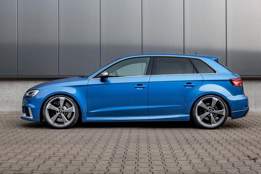 HR Gewindefedern Audi RS3 S3 3 Doping fürs Leistungskader: H&R Gewindefedern für Audi RS3 und S3